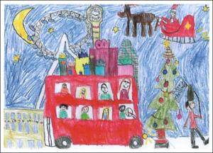 Daniel Christmas Card