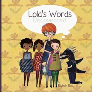Lola's Words Disappeared book cover