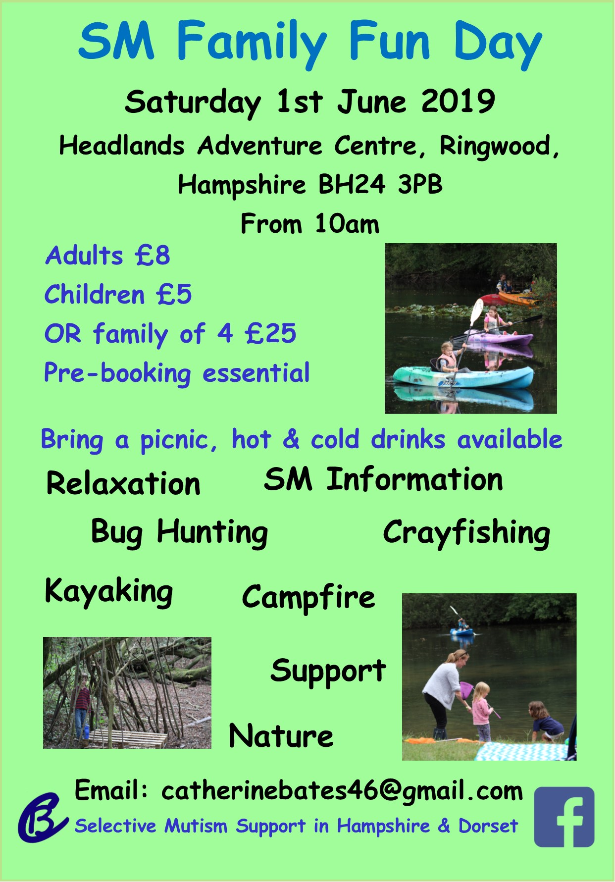 Family Fun Day flyer June2019
