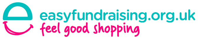 EasyFundraising banner and link