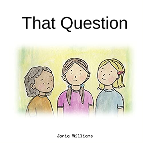 That Question book cover